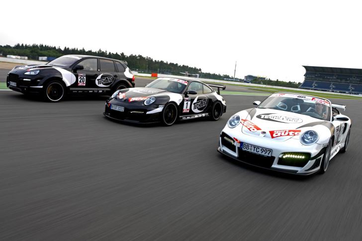 Porsche Racing wallpaper