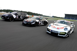 Porsche Racing Wallpaper for Android, iPhone and iPad
