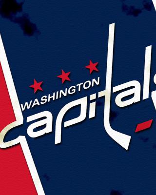 Washington Capitals NHL - Obrázkek zdarma pro iPhone 5