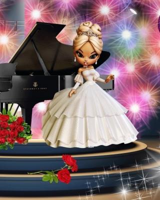 Dolls Event - Obrázkek zdarma pro Nokia Asha 308