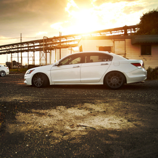 Honda Accord - Obrázkek zdarma pro 128x128