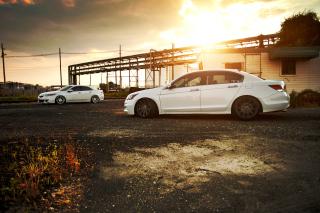 Honda Accord - Obrázkek zdarma pro HTC Desire HD