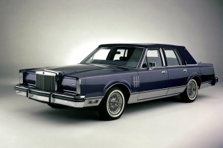 Lincoln Continental Background for Android, iPhone and iPad