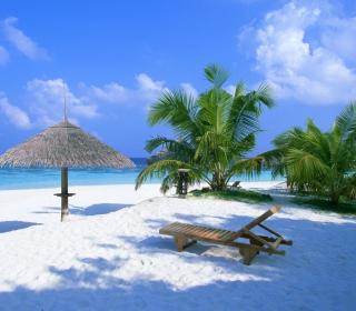 Mexico Beach Resort - Obrázkek zdarma pro iPad Air