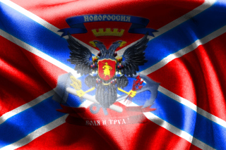 Novorossiya Flag Picture for Android, iPhone and iPad