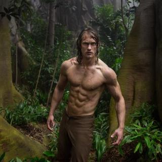The Legend of Tarzan - Obrázkek zdarma pro iPad 2