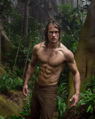 The Legend of Tarzan - Obrázkek zdarma pro Nokia Asha 300