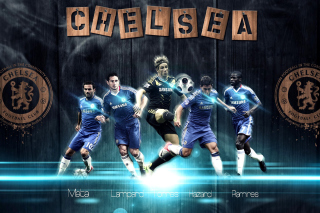 Chelsea, FIFA 15 Team Background for Android, iPhone and iPad