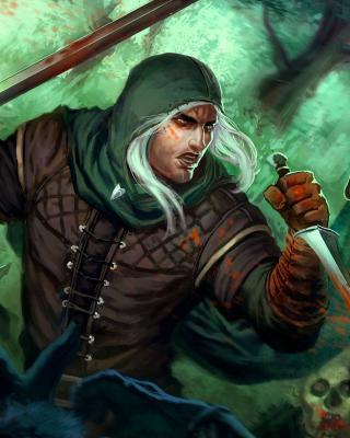 Goblins and Warrior - Obrázkek zdarma pro iPhone 4