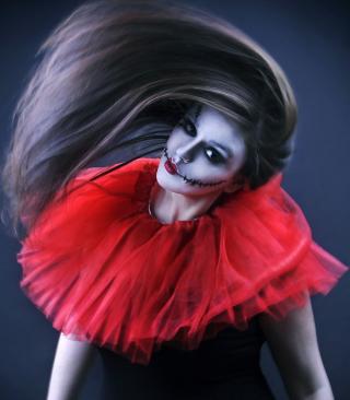 Joker Girl - Obrázkek zdarma pro 750x1334