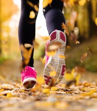 Keep Running - Obrázkek zdarma pro iPhone 5