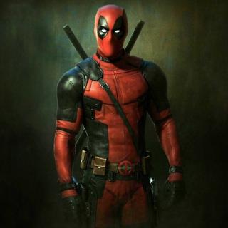 Ryan Reynolds as Deadpool - Obrázkek zdarma pro 2048x2048