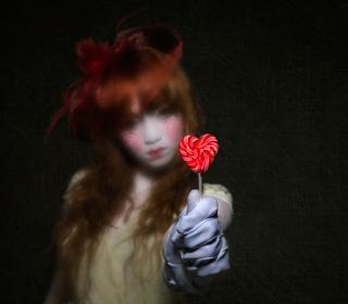 Heart Candy - Obrázkek zdarma pro 2048x2048