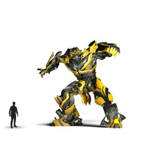 Bumblebee (Transformers) - Obrázkek zdarma pro iPad 3