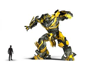Bumblebee (Transformers) - Obrázkek zdarma pro Nokia XL