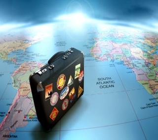Around The World - Obrázkek zdarma pro iPad mini 2