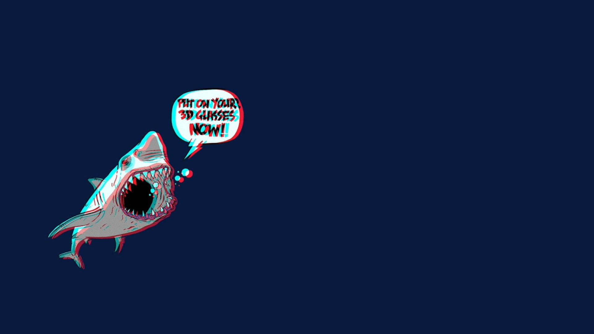 3d shark fondos de pantalla gratis para escritorio for Imagenes fondo 3d