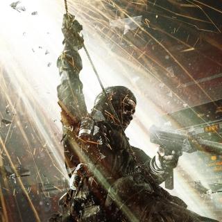 Call of Duty Black Ops - Obrázkek zdarma pro 208x208