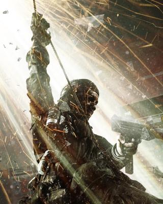 Call of Duty Black Ops - Obrázkek zdarma pro Nokia C2-03