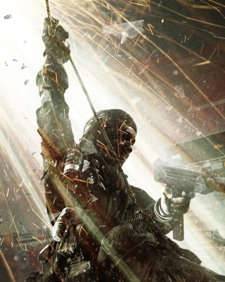 Call of Duty Black Ops - Obrázkek zdarma pro Nokia C3-01 Gold Edition