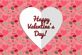 Happy Valentine Day Greeting Picture for Android, iPhone and iPad