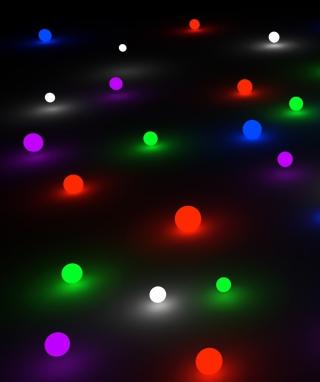Glow Marbles - Obrázkek zdarma pro Nokia Asha 305