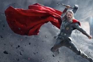 2013 Thor The Dark World Background for Android, iPhone and iPad