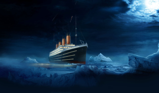 Free Titanic Picture for Android, iPhone and iPad