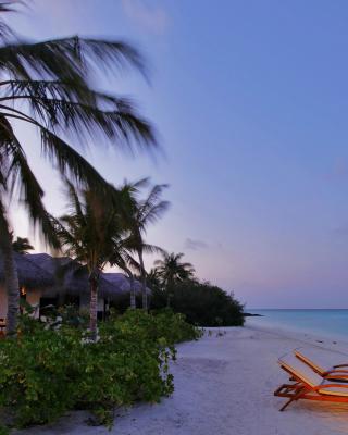 Exotic Beach Rosalie Bay, Dominica - Obrázkek zdarma pro Nokia C2-06