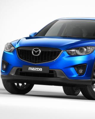 Mazda CX 5 2015 - Obrázkek zdarma pro iPhone 5