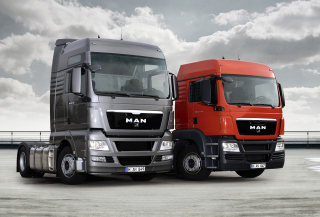 MAN TGX Wallpaper for Android, iPhone and iPad