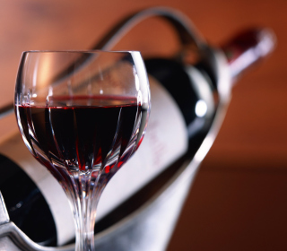 Italian Red Wine - Obrázkek zdarma pro iPad Air