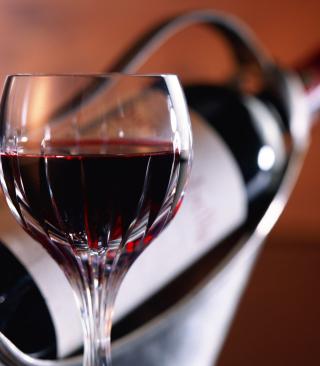 Italian Red Wine - Obrázkek zdarma pro Nokia X7