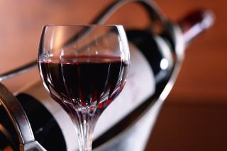 Italian Red Wine - Obrázkek zdarma pro Motorola DROID 2