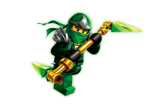 Free Lego Ninjago Picture for Android, iPhone and iPad