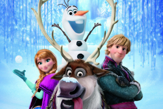 Frozen, Walt Disney Picture for Android, iPhone and iPad