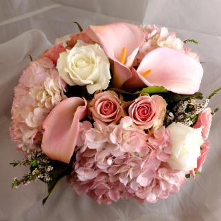 White Roses Bouquet - Obrázkek zdarma pro iPad 3