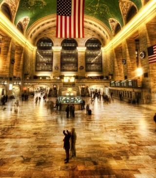 New York, Grand Central - Obrázkek zdarma pro Nokia X7