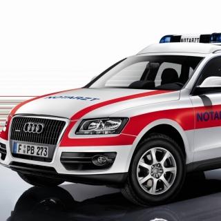 Audi for doctors - Obrázkek zdarma pro iPad