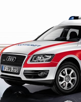 Audi for doctors - Obrázkek zdarma pro 480x800