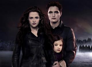 The Twilight Saga - Obrázkek zdarma pro Sony Xperia C3