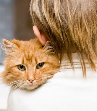 I Love My Cat - Obrázkek zdarma pro Nokia C2-00