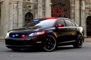 Ford Taurus Police Car - Obrázkek zdarma pro Sony Xperia Z2 Tablet