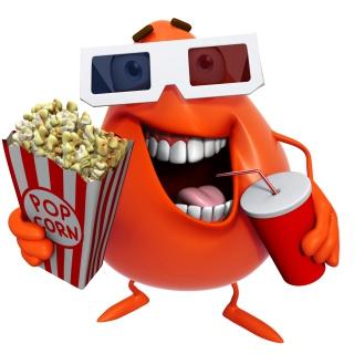 3d Film Monster - Obrázkek zdarma pro iPad mini