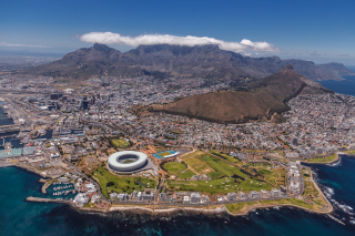 South Africa, Cape Town Background for Android, iPhone and iPad