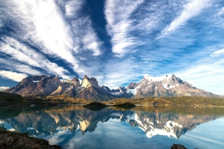 Free Chilean Patagonia Picture for Android, iPhone and iPad