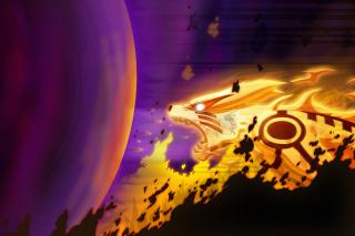 Kyuubi from Naruto - Obrázkek zdarma pro Samsung Galaxy Ace 3