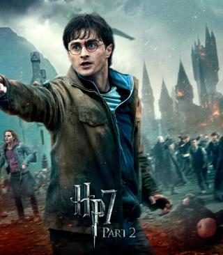 Harry Potter HP7 - Obrázkek zdarma pro Nokia 300 Asha