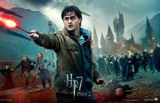 Harry Potter HP7 - Obrázkek zdarma pro Samsung Galaxy Tab 4 8.0