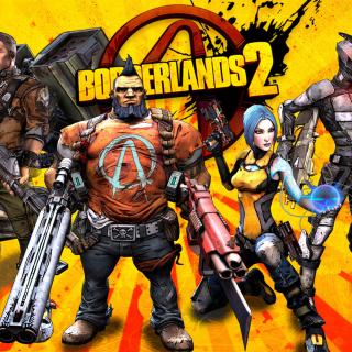 Borderlands 2 - Obrázkek zdarma pro 208x208